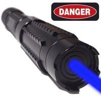 Синий лазер 10000 mw