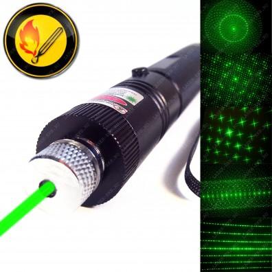 Зеленый лазер 200 mw +5