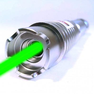 Зеленый лазер 7000 mw