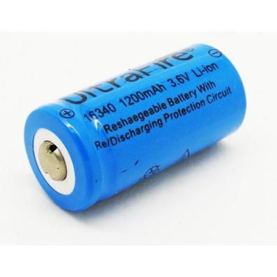 16340 li-lon аккумулятор